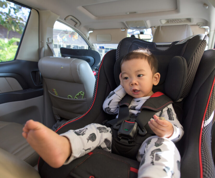 Must-Have Car Accessories for Kids' Safety